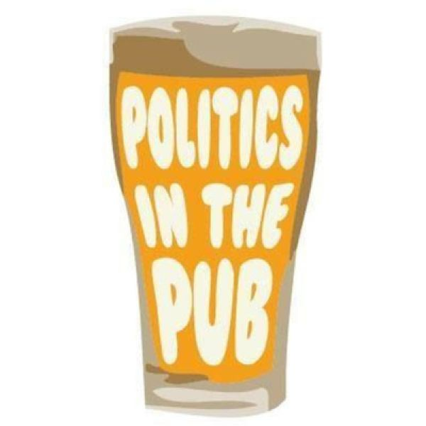 politics in the pub logo