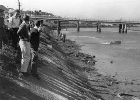 1950s Throsby regatta