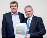 Marc Weedon-Newstead and Associate Professor Seamus Fagan