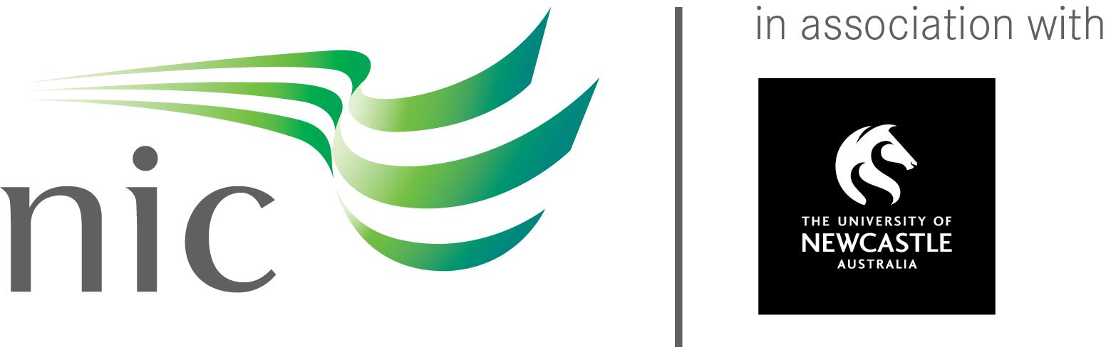 UoN and NIC logo