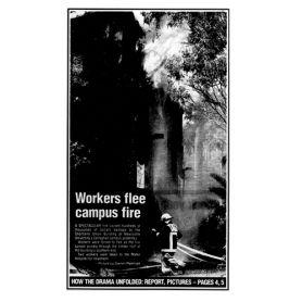 2004 Shortland Union fire