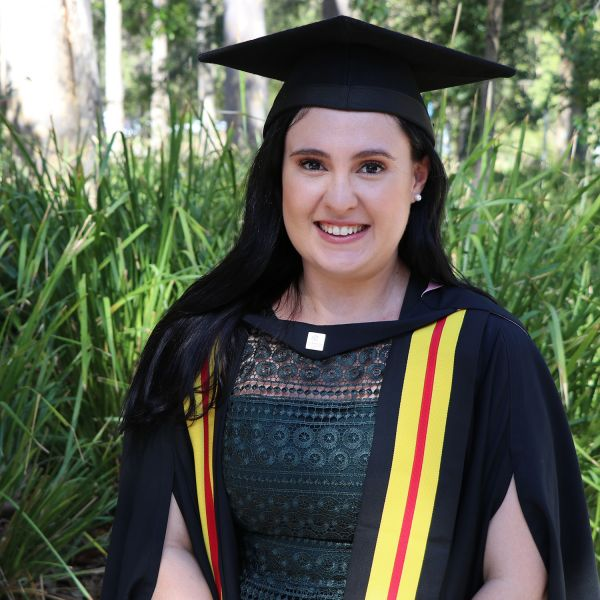 Doctor-to-be Nicole Whitson paves the way for Indigenous students