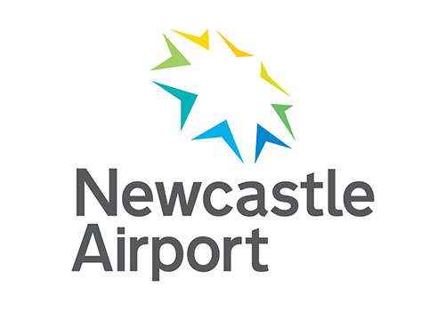 Newcastle Airport logo