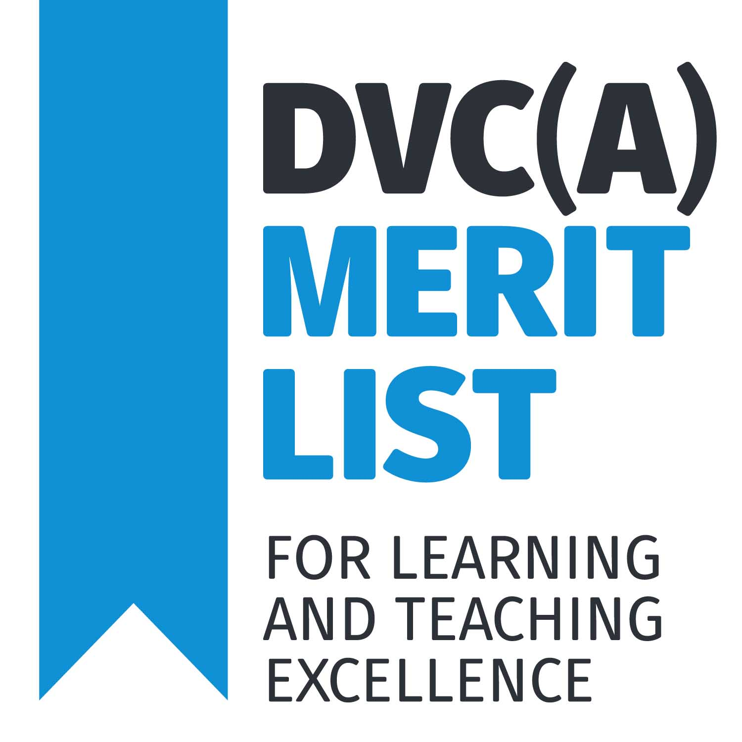 DVC(A) Merit List for Learning and Teaching