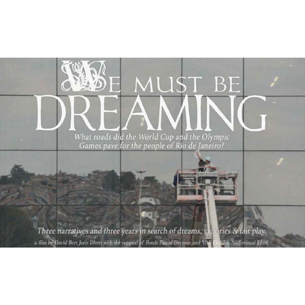 Film screening: 'We must be dreaming'