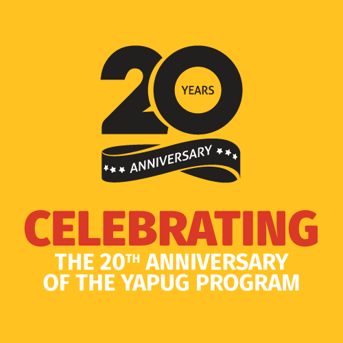 Celebrating the 20th Anniversary of the Yapug program
