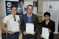 2014 three minute thesis finalists