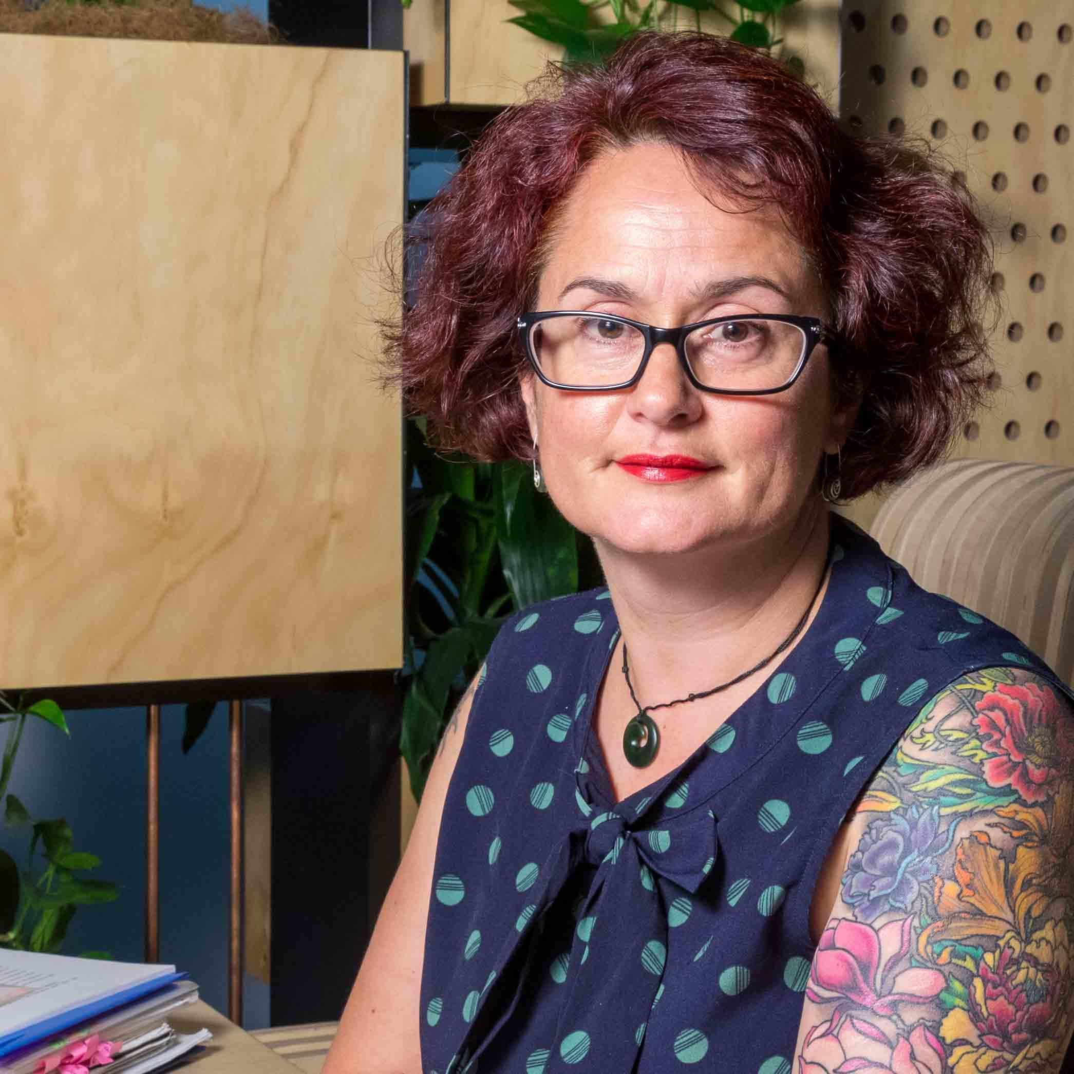 Dr Naomi Parry