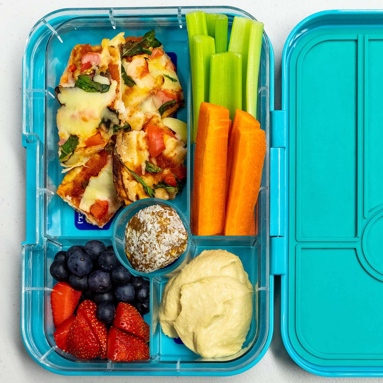 Healthy lunchbox widget
