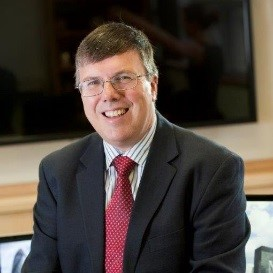 President Academic Senate Mark Jones
