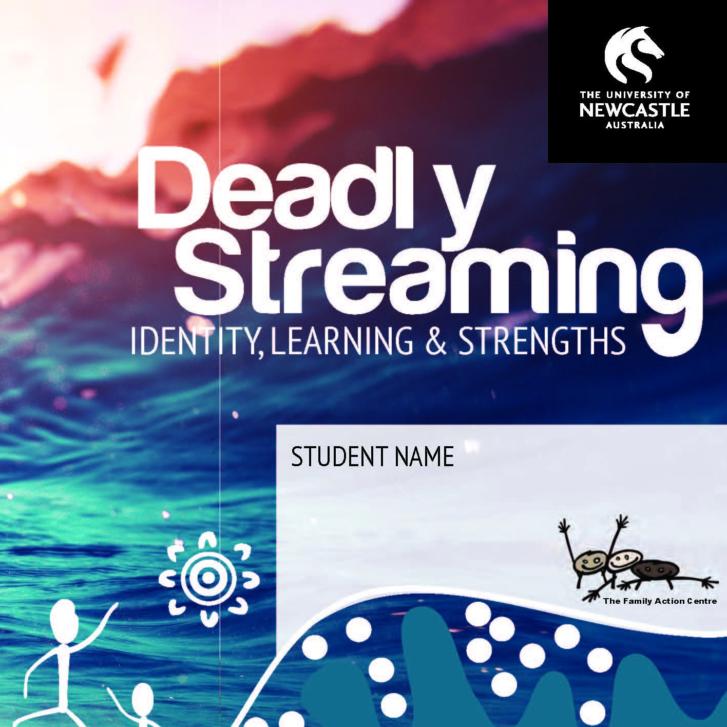 Deadly Streaming: Identity, Learning and Strengths booklet