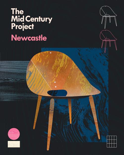 The Mid-Century Project, Tim Ross & Kit Warhurst