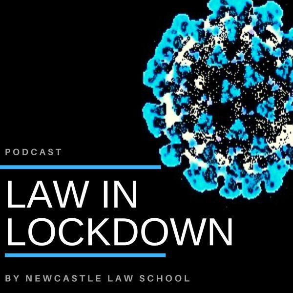 law in lockdown artwork