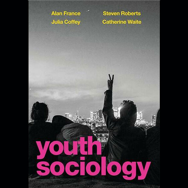 Youth sociology book cover
