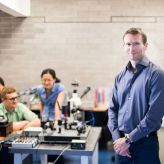Batterham Medal awarded to UON engineering innovator
