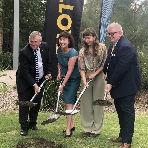 sod turn event