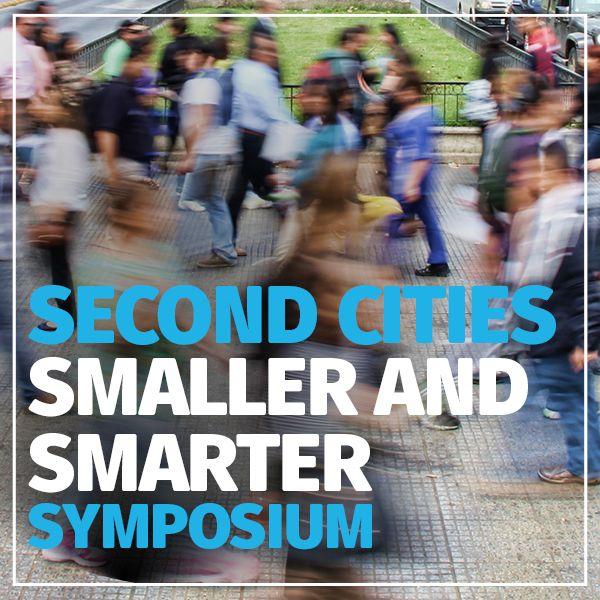 Second Cities Symposium Logo