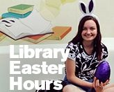 Library Easter Hours