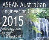 3rd ASEAN Australian Engineering Congress 2015