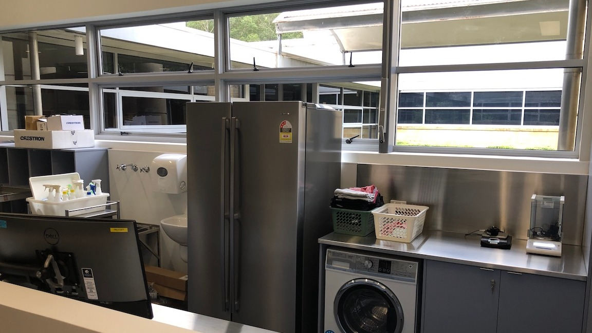 New commercial facilities at Ourimbah