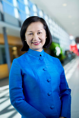 Professor Sally Chan