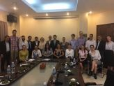 Law Students and Staff in Cambodia