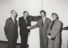 1992 Opening of Law School