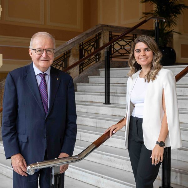 Chief Justice recognises Newcastle's newest lawyers among best in the country