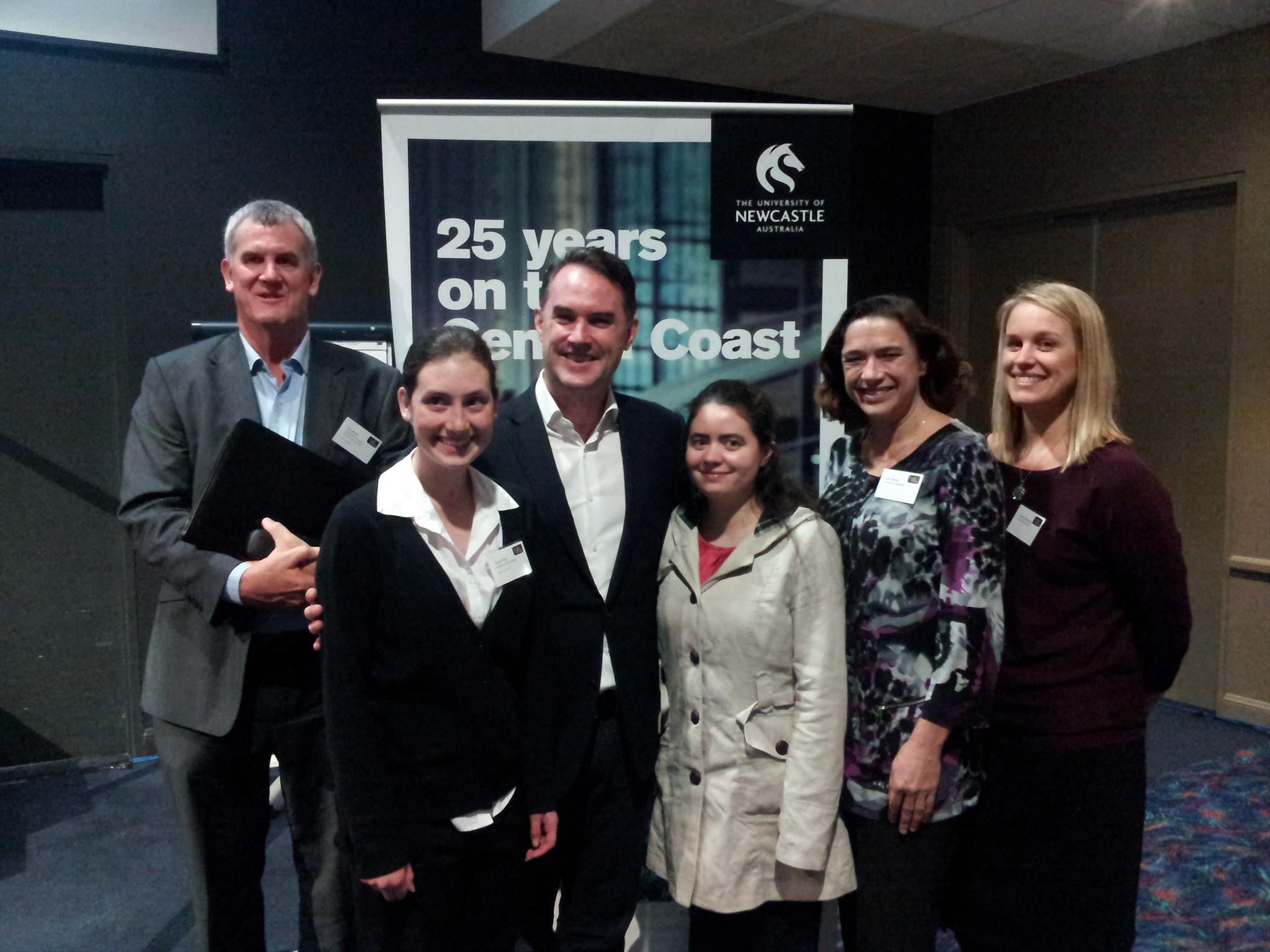 Central Coast Innovation Summit 2015, University of Newcastle