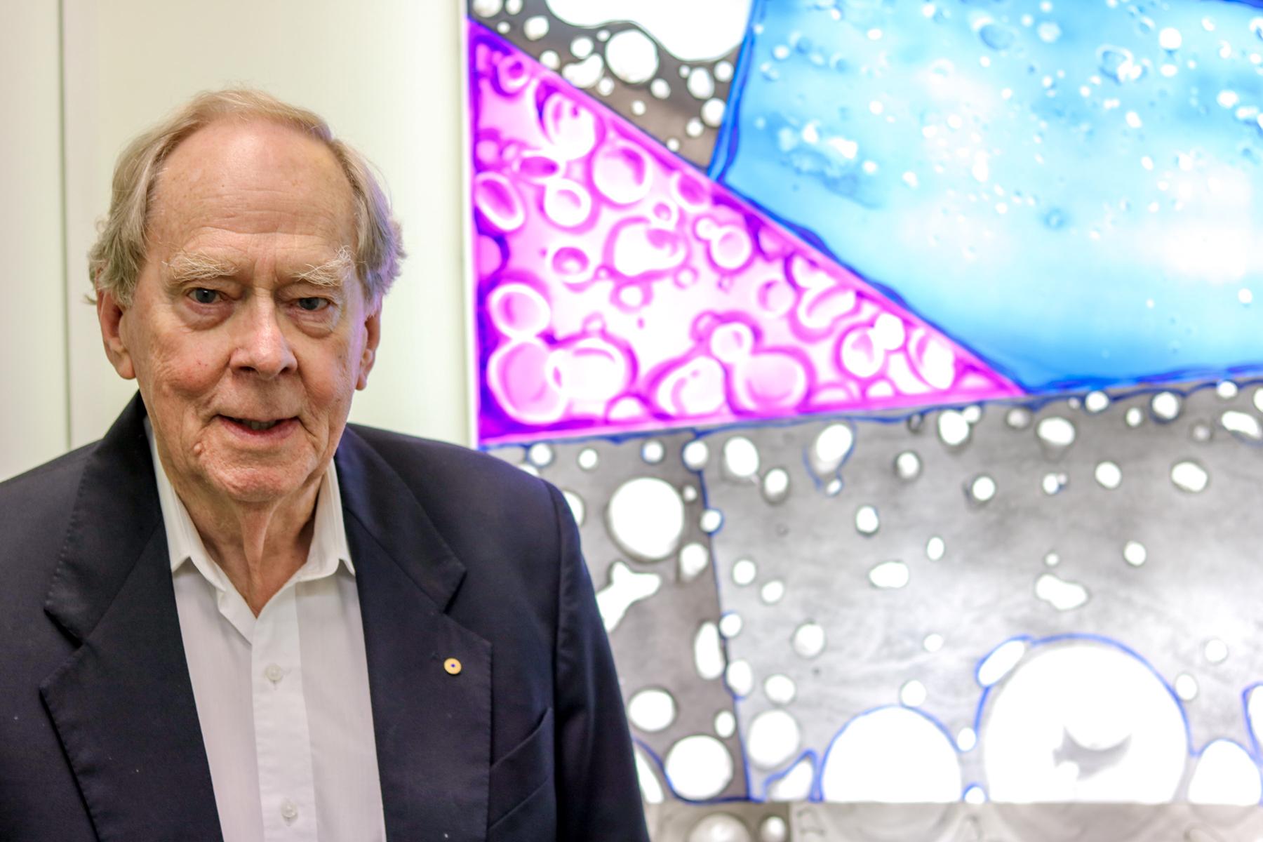 Laureate Professor Graeme Jameson