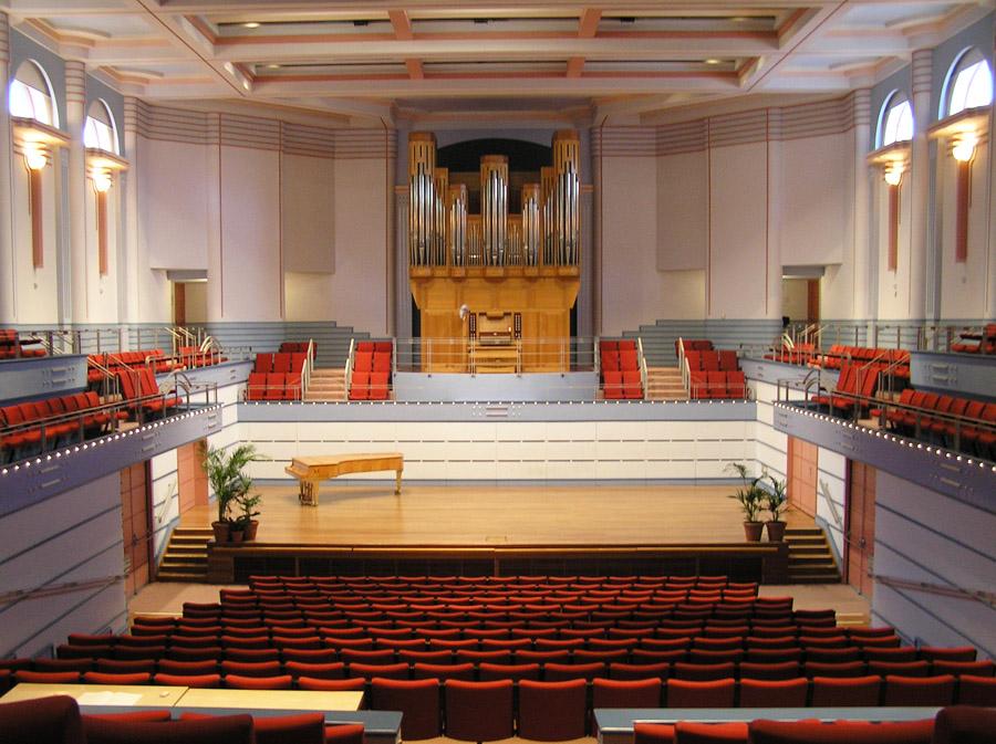 Harold Lobb Concert Hall