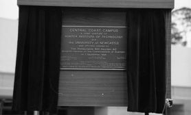 Opening of Central Coast Campus