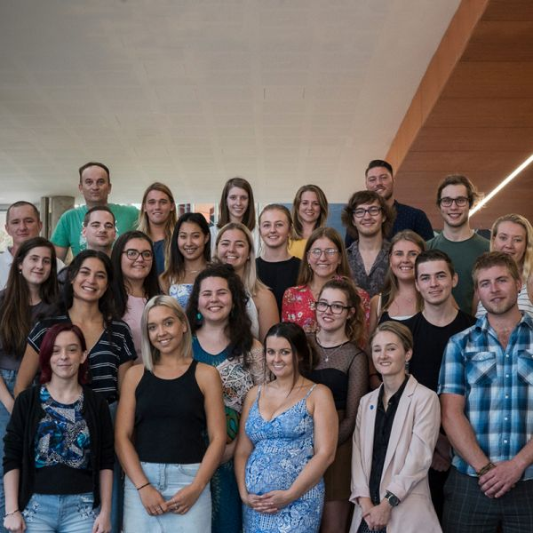 First cohort of Ma & Morley Scholars poised to change the world