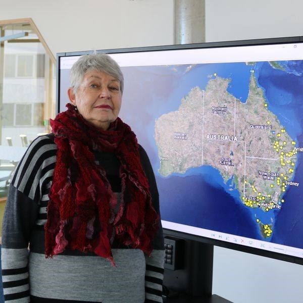 Global wave of interest continues for Australian massacres map