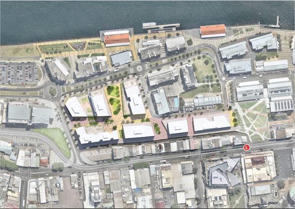 Honeysuckle City Campus Development Masterplan
