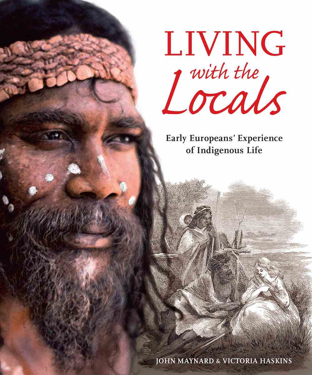 Living with the Locals book cover