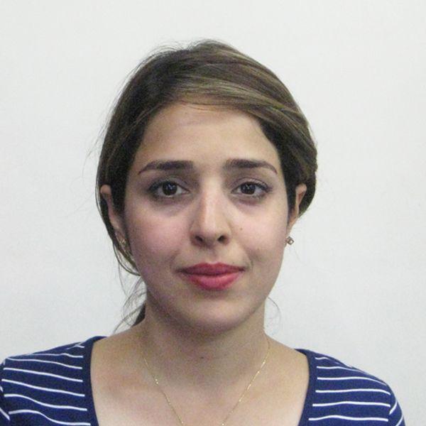 Welcome Mrs. Behnaz Rahmatamand  BHP PhD scholarship recipient.