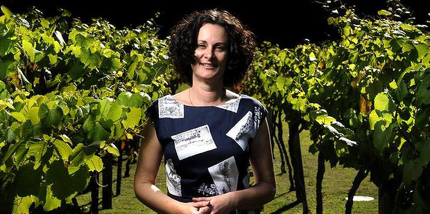 Wine Researcher Dr Julie McIntyre