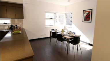 On-campus accommodation in Newcastle