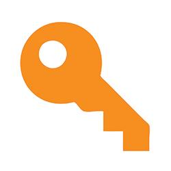 key roles icon