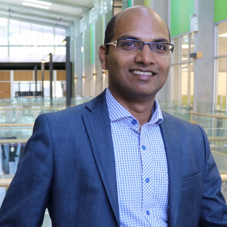 Professor Ajayan Vinu