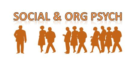 Social and Organisational Psychology