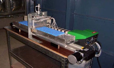 Automated sampler