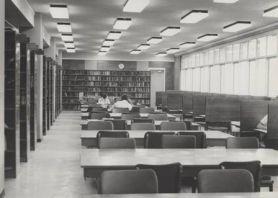 1966 University library