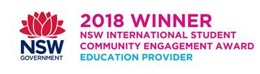 2018 Winner NSW Community Engagement Award