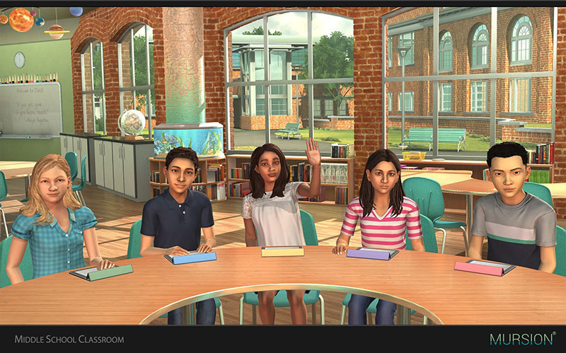 teach live screen shot