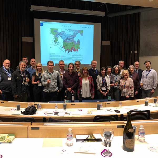 Centre Director convenes third international wine studies conference during Fulbright program