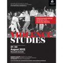 Violence Studies Conference 2012 poster