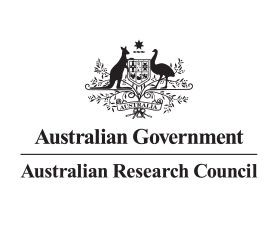 (Australian Government - Australian Research Council - Logo