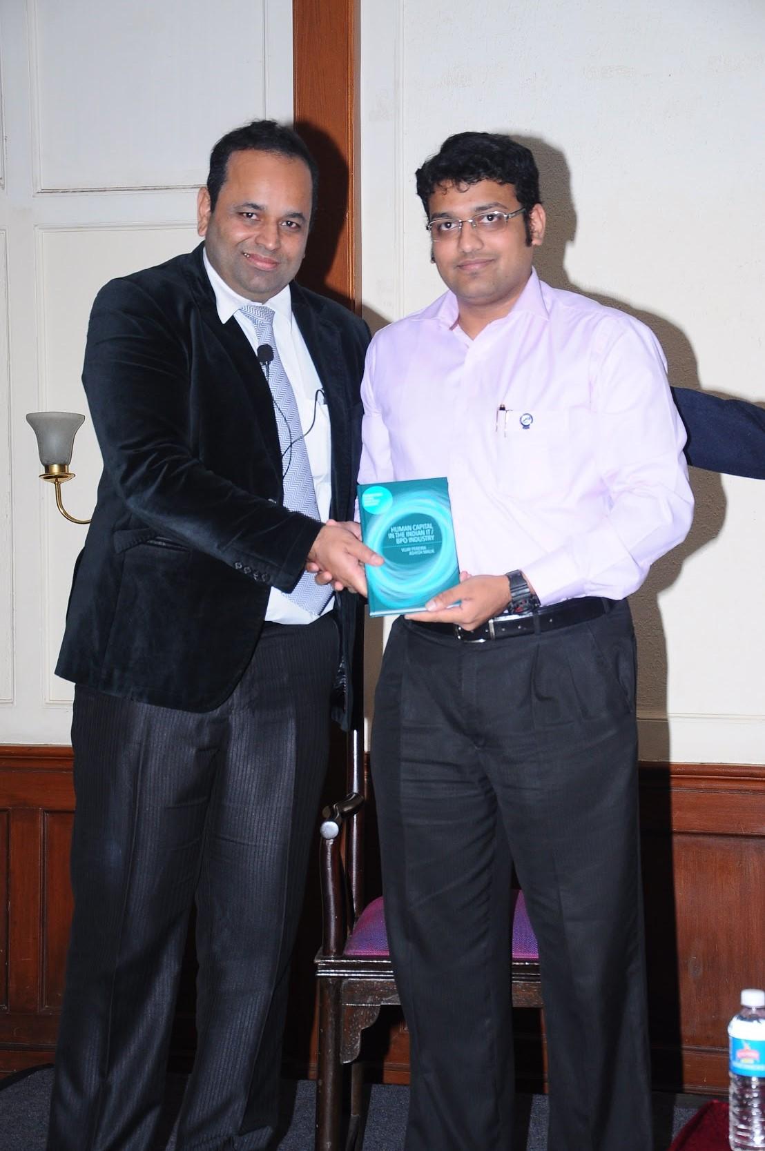 Dr Ashish Malik Launches Books Internationally, University of Newcastle